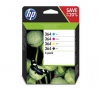 Original Combopack Tinte schwarz, color,  HP No. 364, N9J73AE, SD534EE