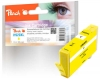 313820 - Peach Ink Cartridge yellow compatible with No. 920XL, CD974AE HP