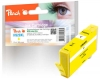 315665 - Peach Ink Cartridge yellow HC compatible with No. 920XL, CD974AE HP
